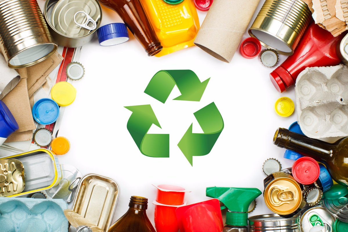recyclables items